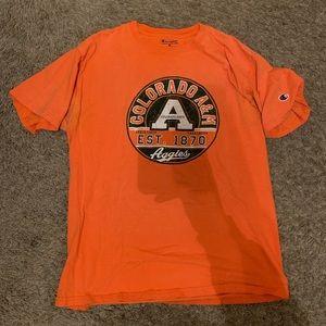 champion colorado college tshirt